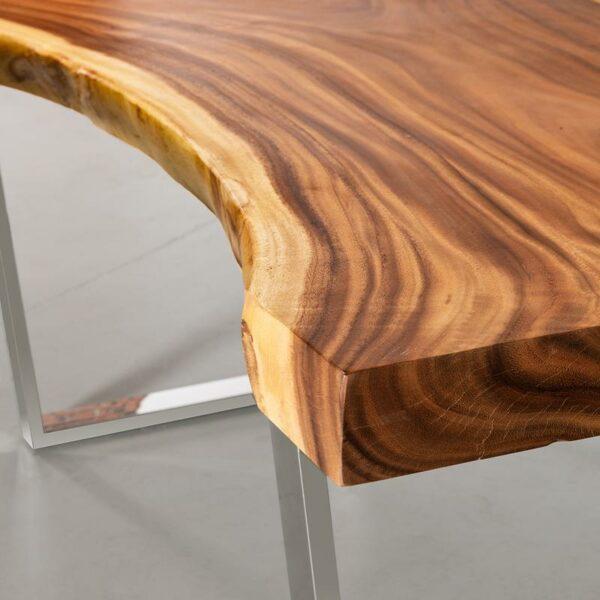 Meja Makan Solid Wood Suar Trembesi Jepara